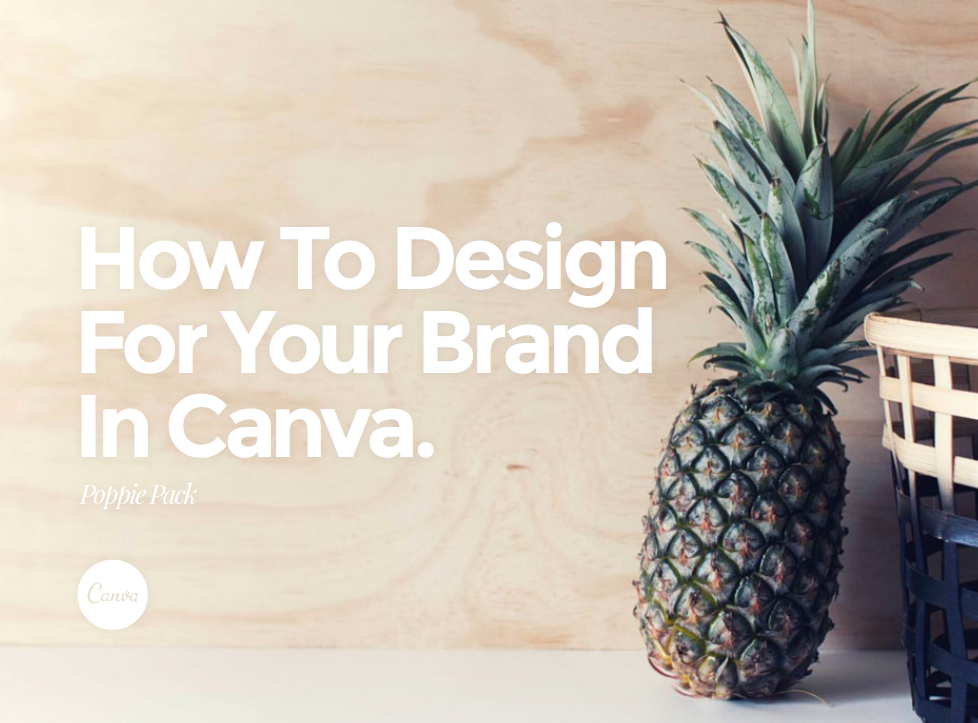 Branding Your Business: A Guide From Canva.com