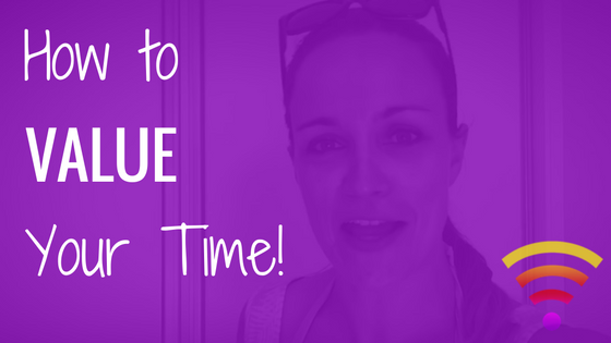 How To Value Your TIME